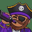 Drink, Male (Purple)