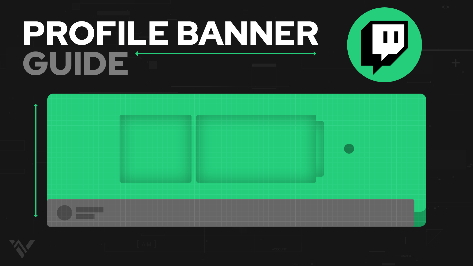 Twitch Profile Banner Guide
