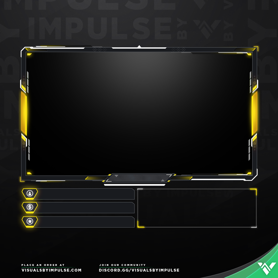 Apex Webcam Slot - Visuals by Impulse