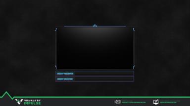 Aqua Infinity Camera Slot - Visuals by Impulse