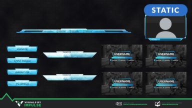 Ice Stream Package - Visuals by Impulse