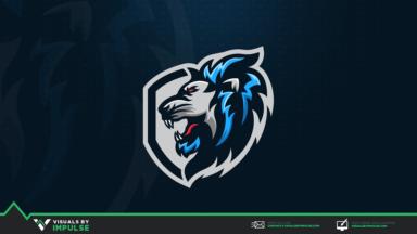 Lion Mascot Logo - Visuals by Impulse