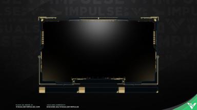 Modern Warfare Overlay (Old) - Visuals by Impulse