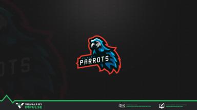 Parrot Mascot Logo - Visuals by Impulse
