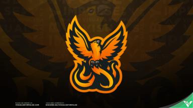 Phoenix Mascot Logo - Visuals by Impulse