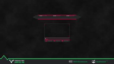 Pink Jacket Stream Overlay - Visuals by Impulse
