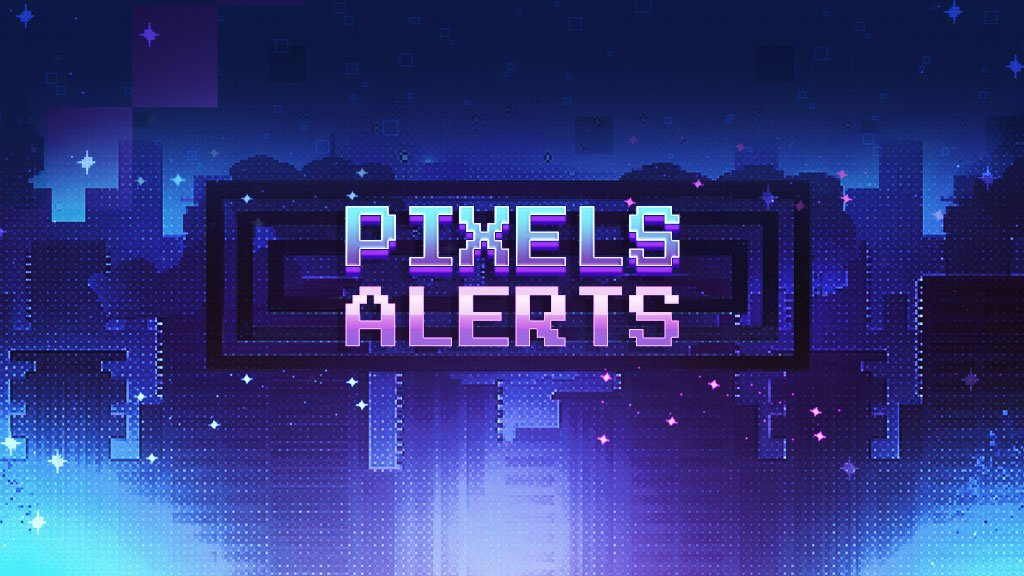 Pixels Alerts