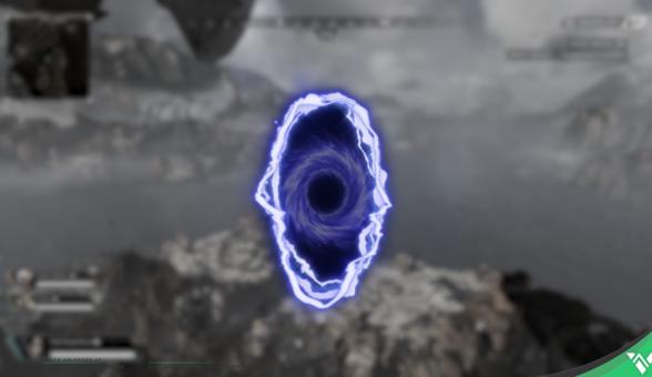 Portal Rift Stream Transition - Visuals by Impulse