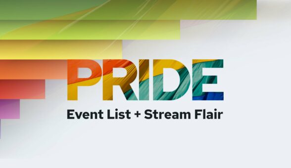 Pride Event List Stream Flair