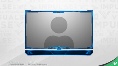 Prism Webcam Overlay - Visuals by Impulse