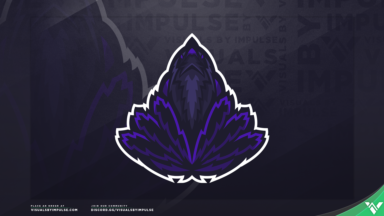 Raven Mascot Logo - Visuals by Impulse