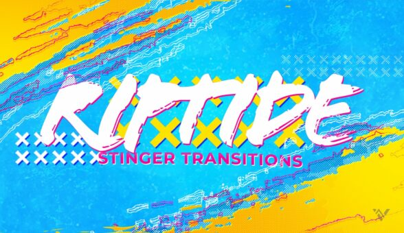 Riptide Stinger Transition - Visuals by Impulse