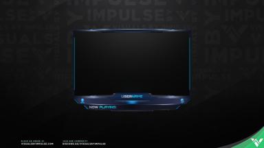 Sharp Webcam Slot - Visuals by Impulse