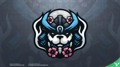 Shogun Panda Logo - Visuals by Impulse