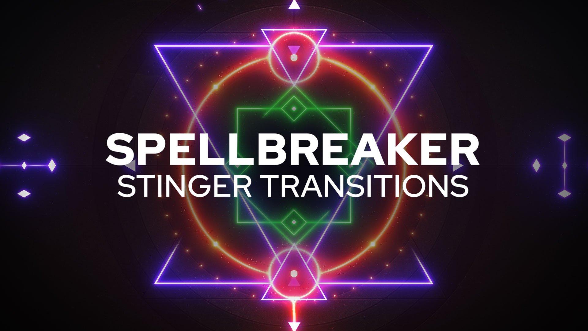 Spellbreaker Stinger Transition - Visuals by Impulse