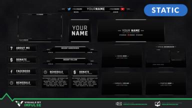 Streamer Vitals - Coach - Visuals by Impulse