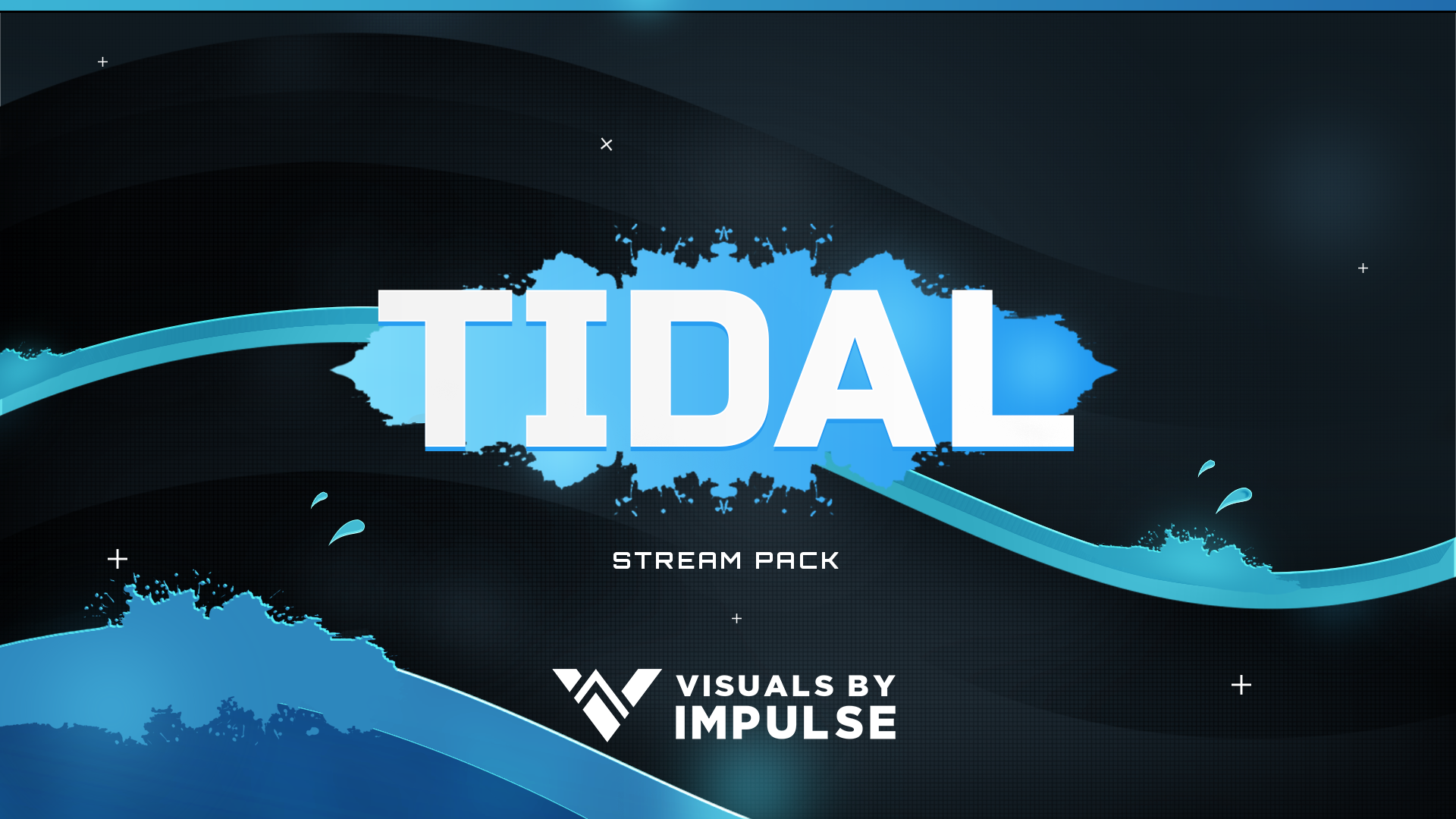 Tidal Stream Package - Visuals by Impulse