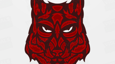 Tribal Mascot Logo - Visuals by Impulse