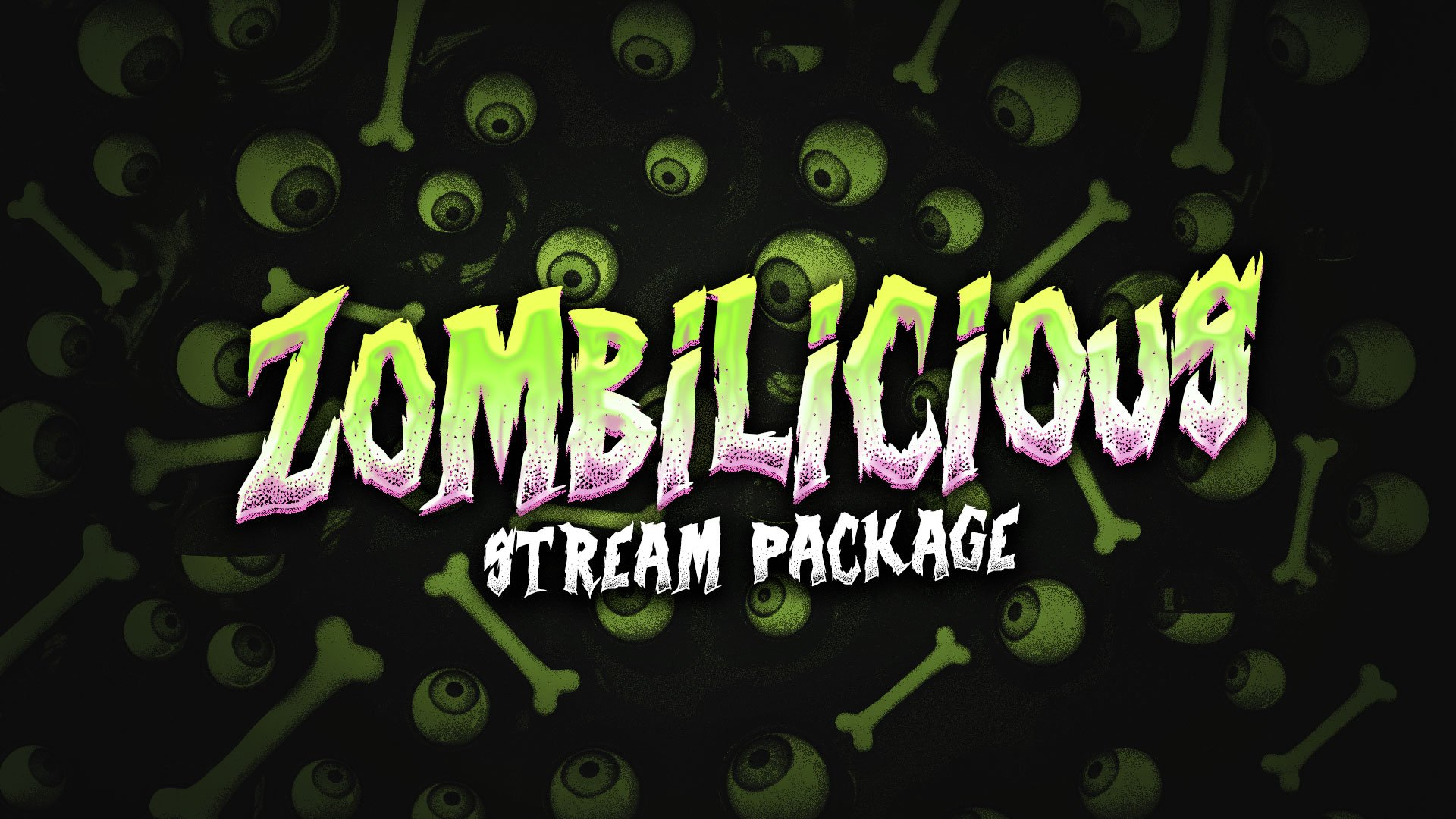 Zombilicious Stream Package