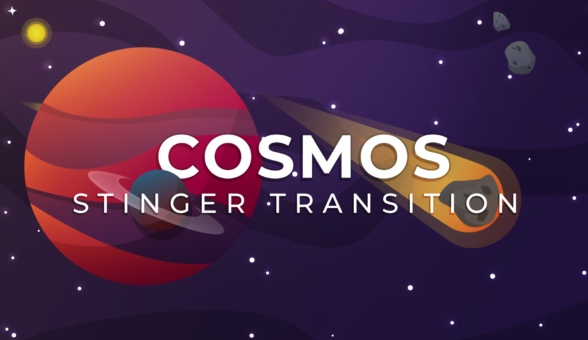 Cosmos Stinger Transition - Visuals by Impulse