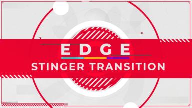 Edge Stinger Transition - Visuals by Impulse