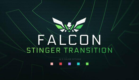 Falcon Stinger Transition - Visuals by Impulse