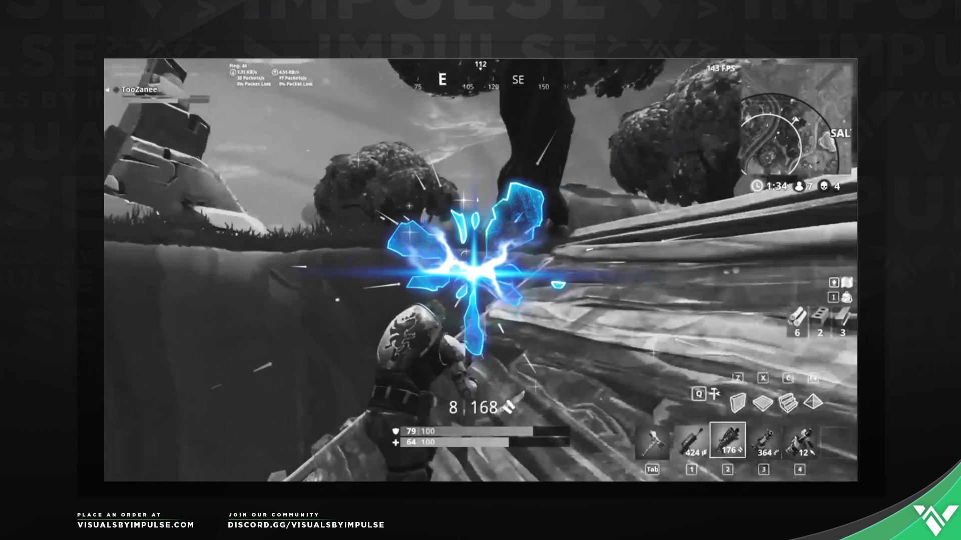 Fortnite Rift Stream Transition - Visuals by Impulse