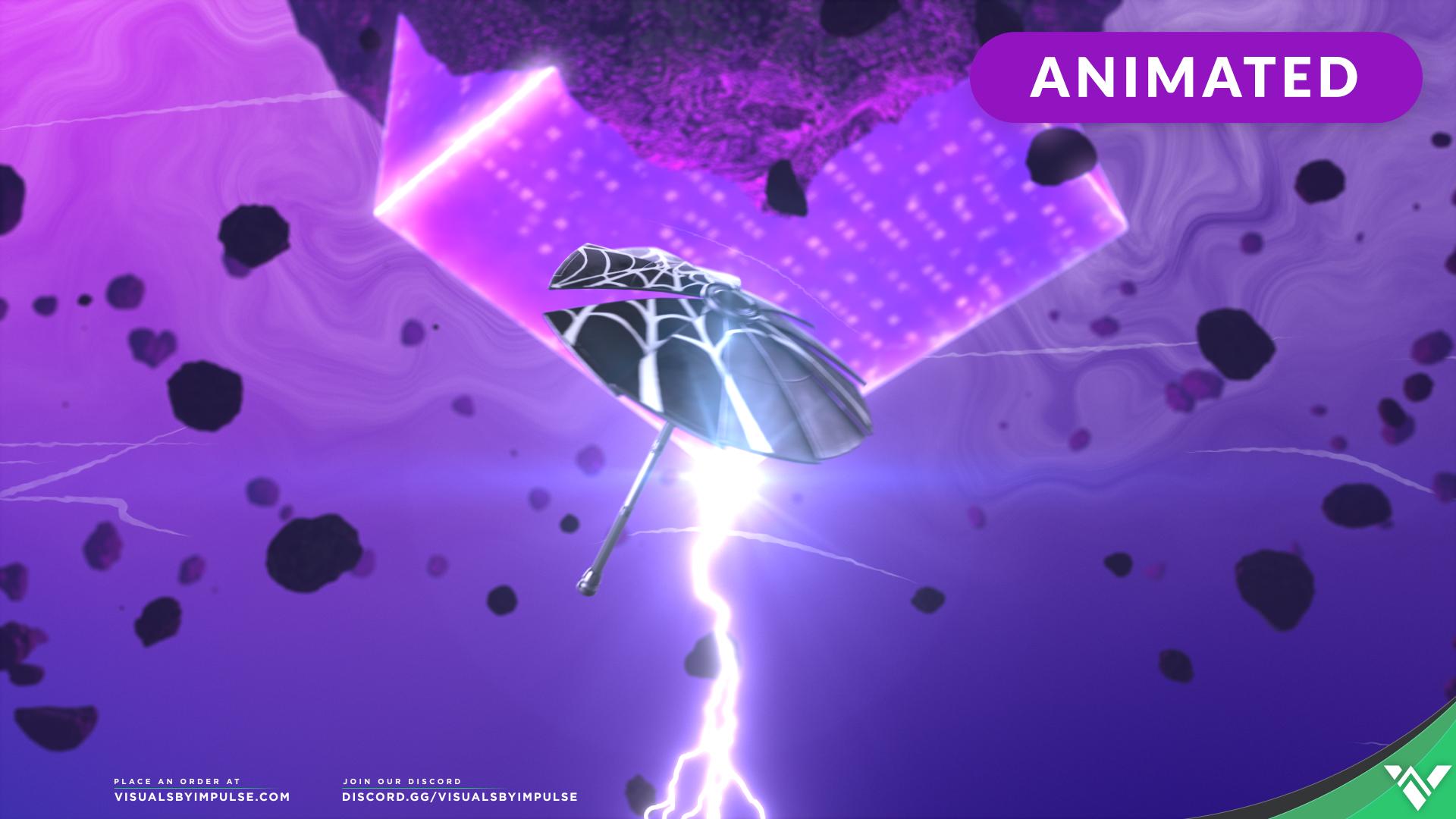 Fortnite Umbrella Stream Transition - Visuals by Impulse