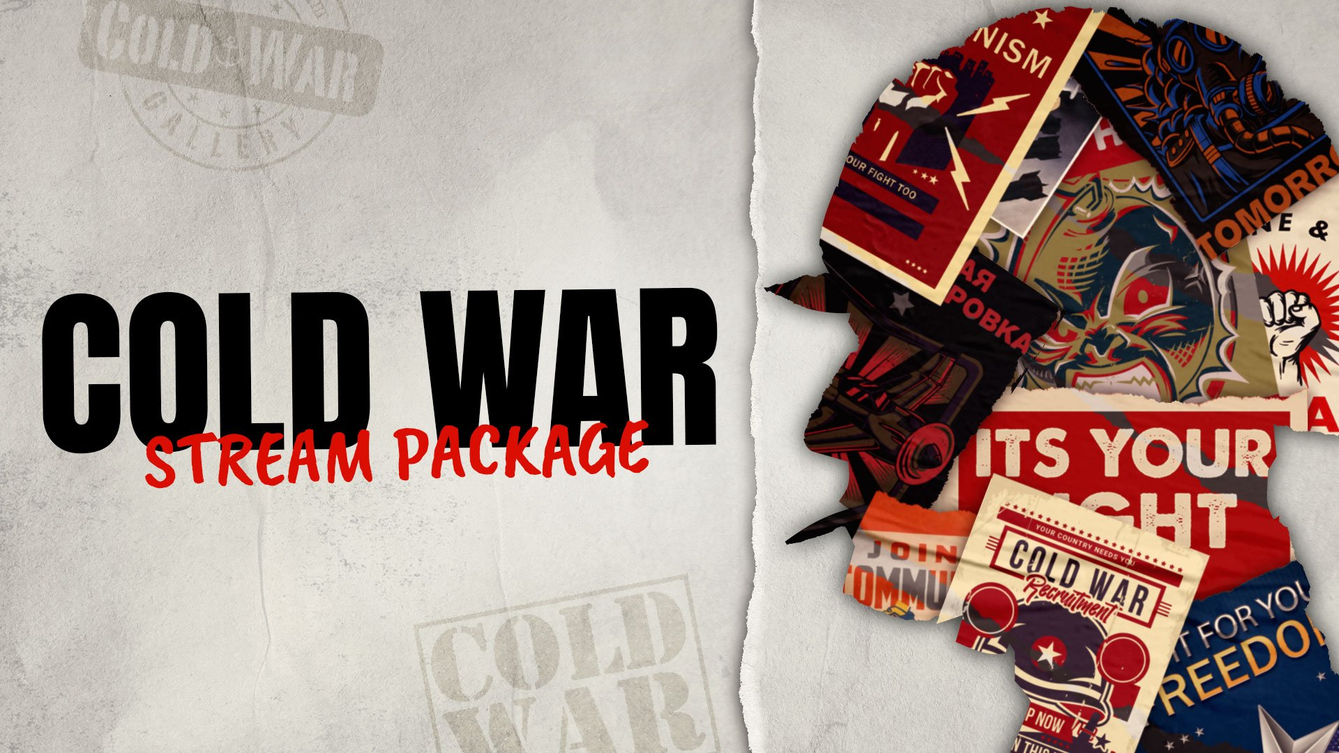 Cold War Stream Package