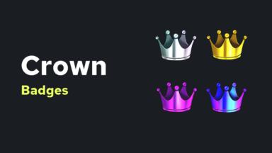 Crown Badges