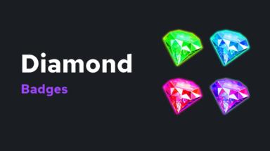 Diamond Badges