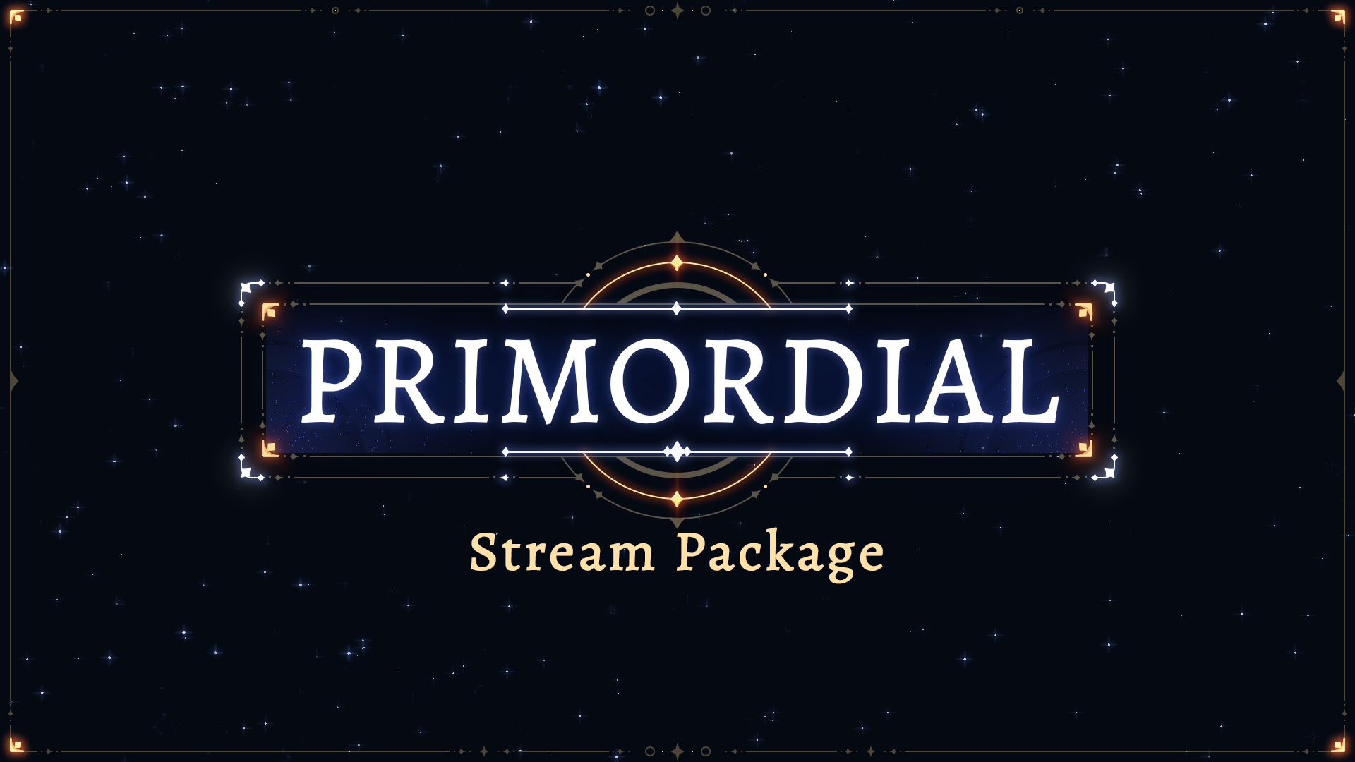 Primordial Stream Package
