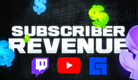 where do streamers earn the most sub money