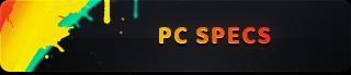 PC Specs Panel