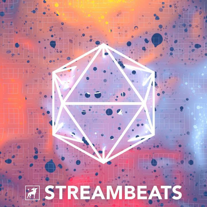 streambeats colorful album cover illustration