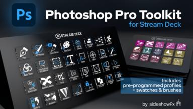 Photoshop Pro Toolkit for Stream Deck VBI Thumbnail