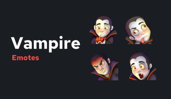 Vampire Emotes Thumbnail