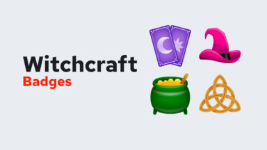 Witchcraft Badges Thumbnail