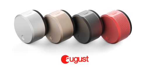 August smart lock line-up