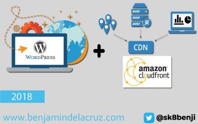 Como usar CDN WordPress + CloudFront AWS [tutorial]