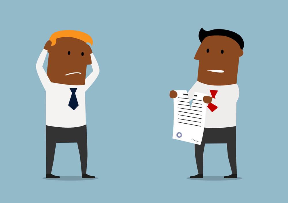 Rescisão de contrato: conheça os direitos e deveres do empregador