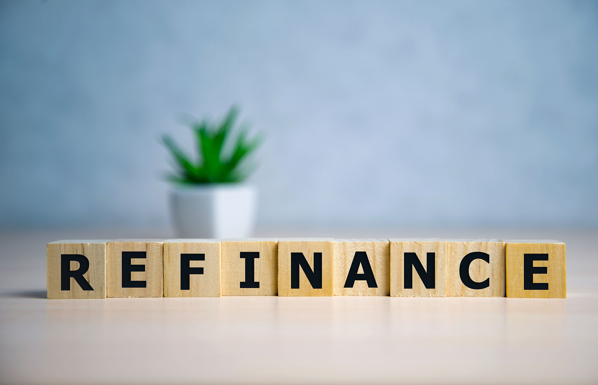 how does a cash out refinance work