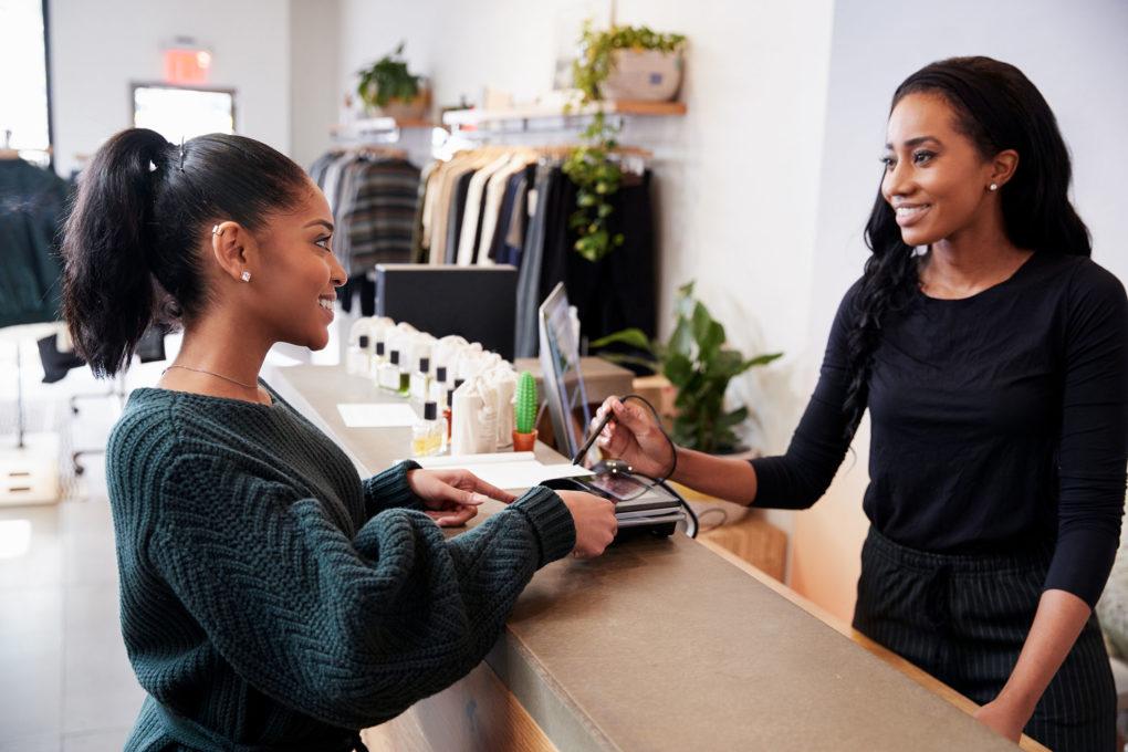 retail credit card