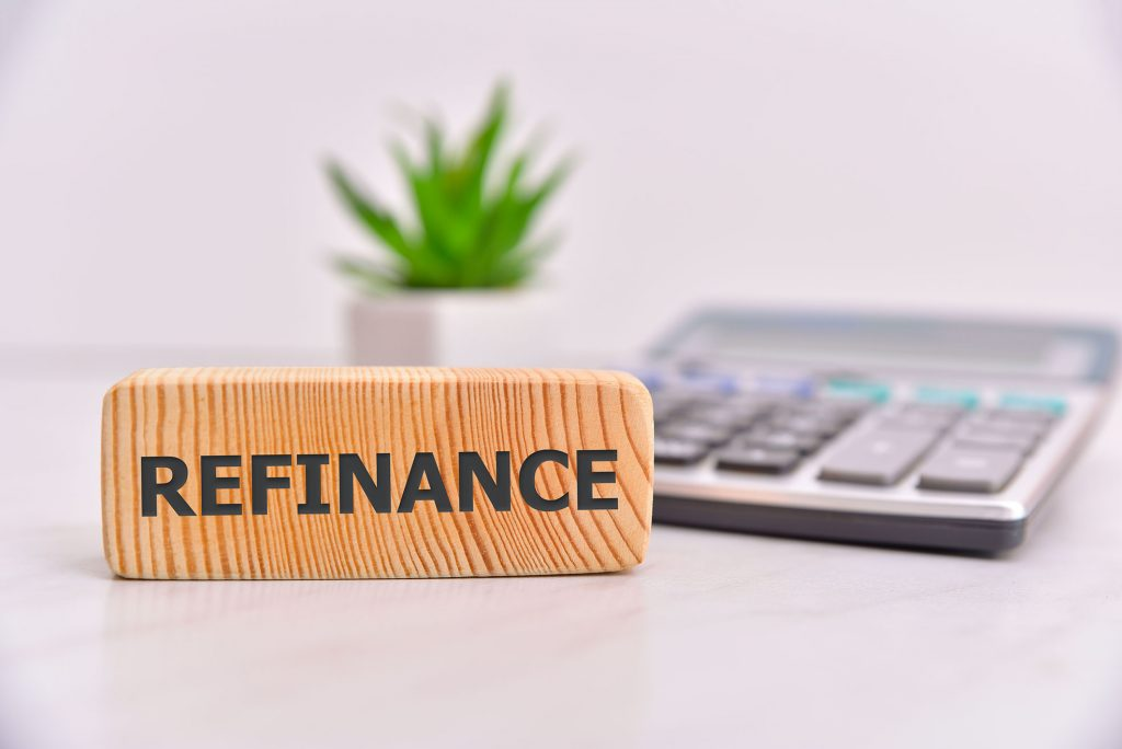 refinance a mortgage