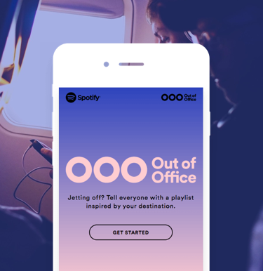 Spotify – Out of Office