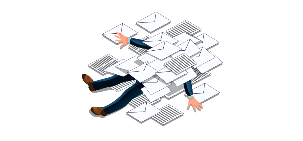 Reduce employe email overload in your organization