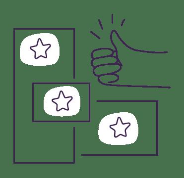 Bananatag Email Designer: Brand consistency icon