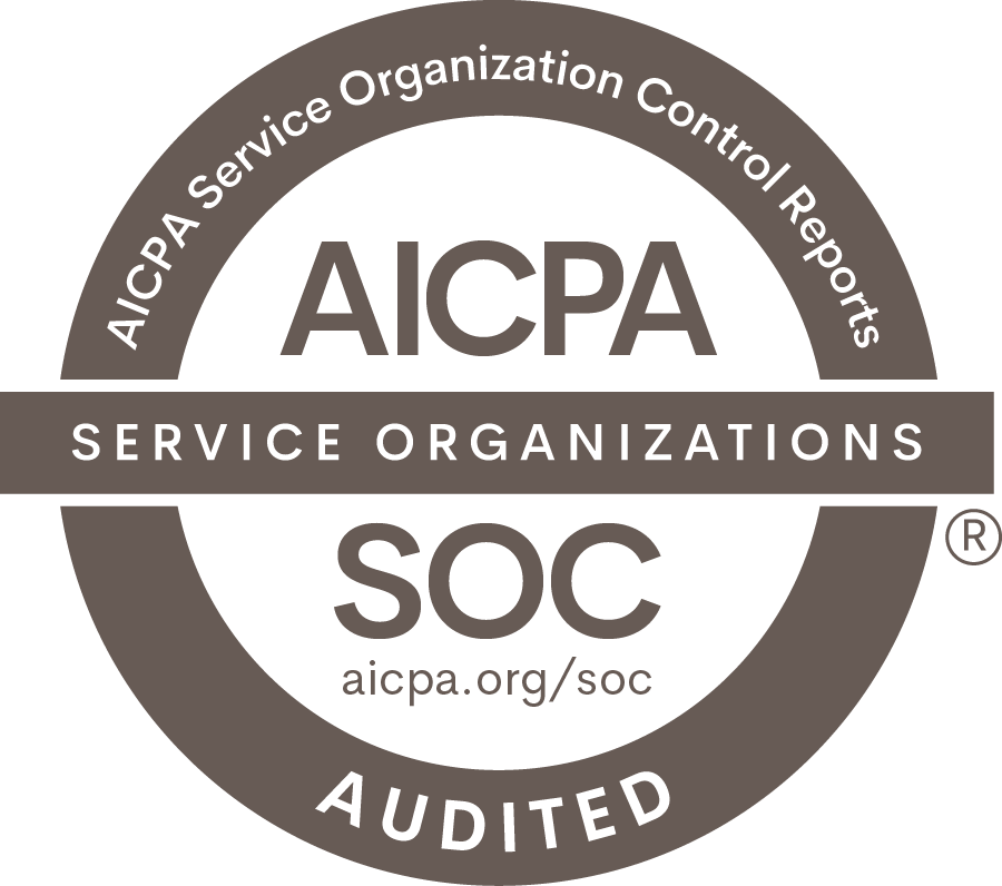 SOC 2 audited stamp