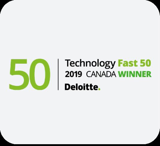 Fast 50 Canada winner