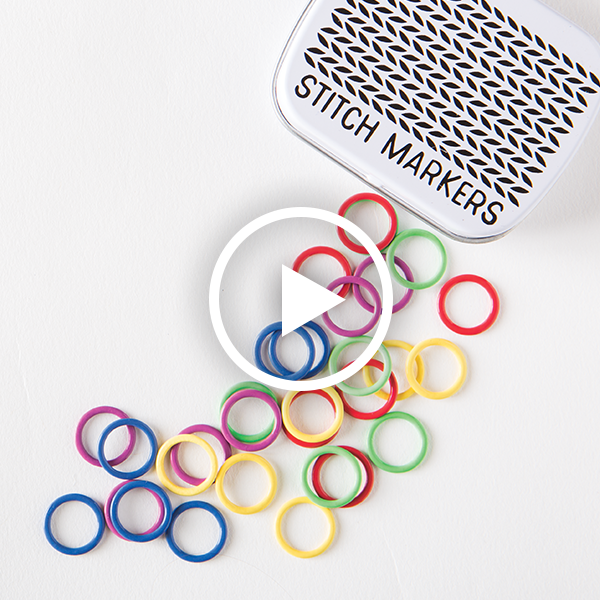 Using Lifelines and Stitch Markers